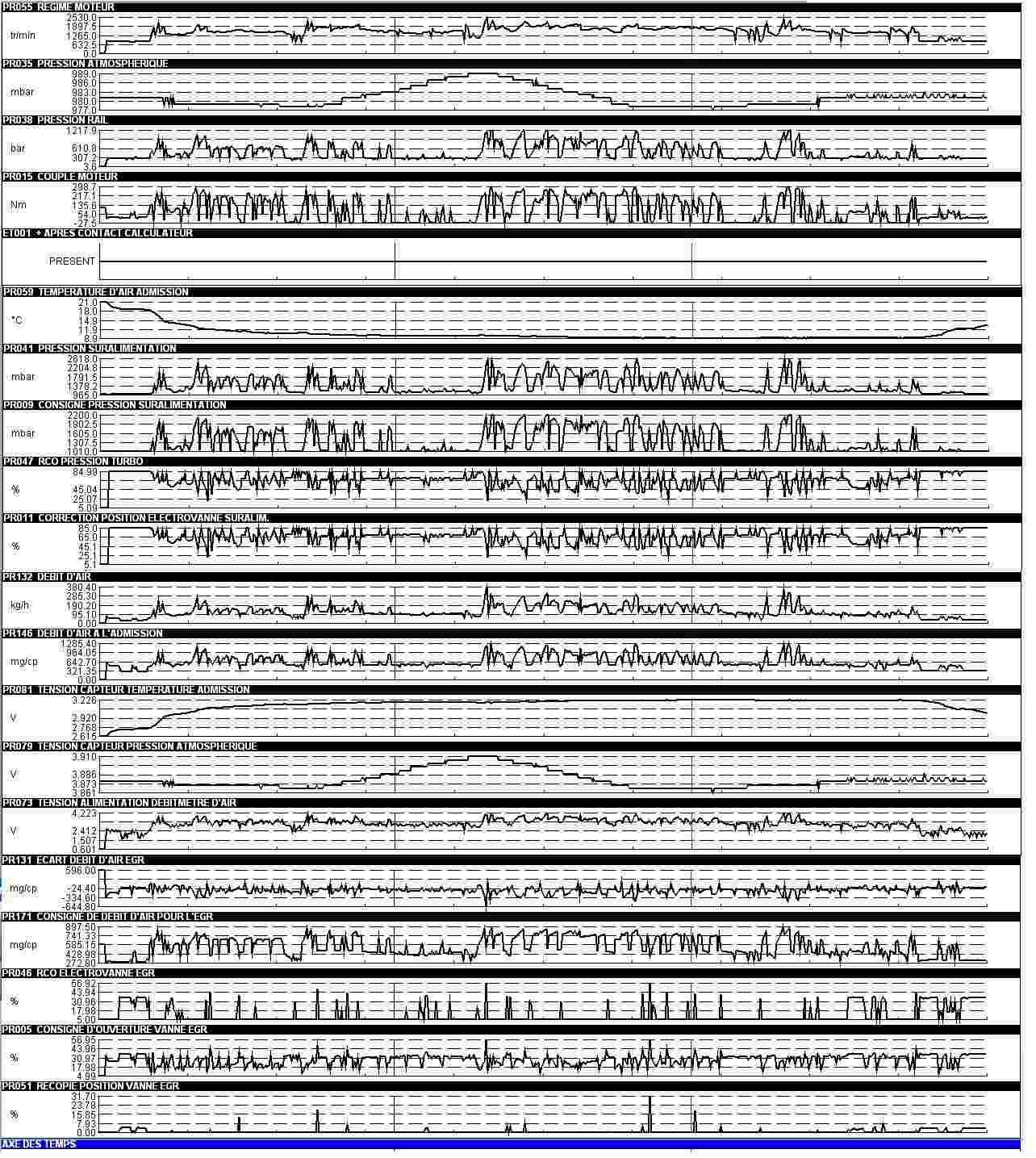 Vibration et léger bruit de claquement megane 2 1,9dci - Page 6 Enregi10
