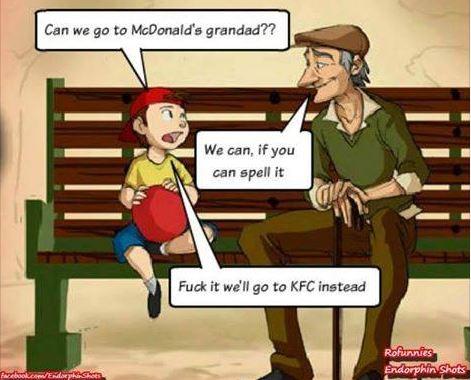 McDonalds. Captur86