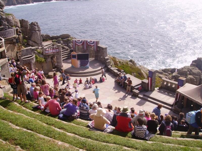 The Minack Theatre, Cornwall. Imgp0514