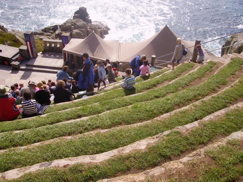 The Minack Theatre, Cornwall. Imgp0515