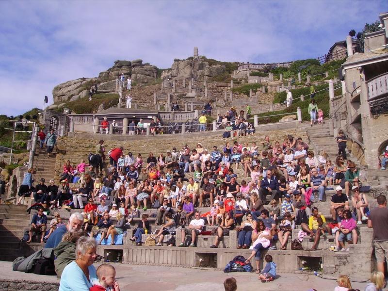 The Minack Theatre, Cornwall. Imgp0517