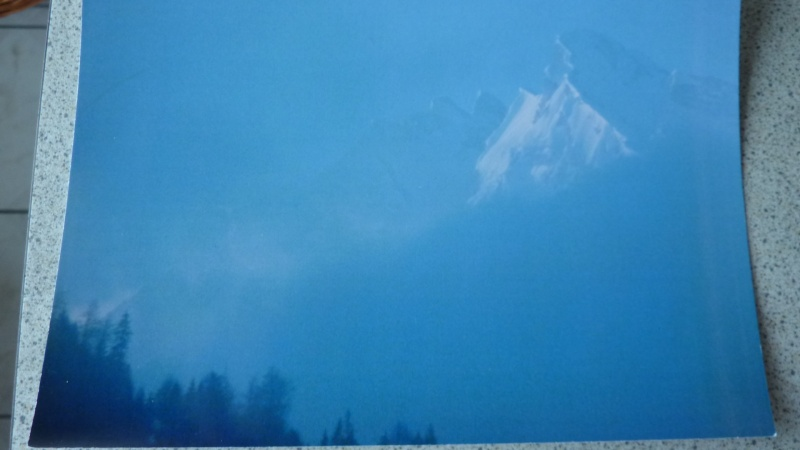 photo prise l'hiver au réveil à la clusaz de mon balcon 00513