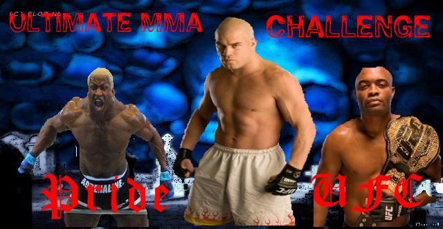 Ultimate MMA Challenge