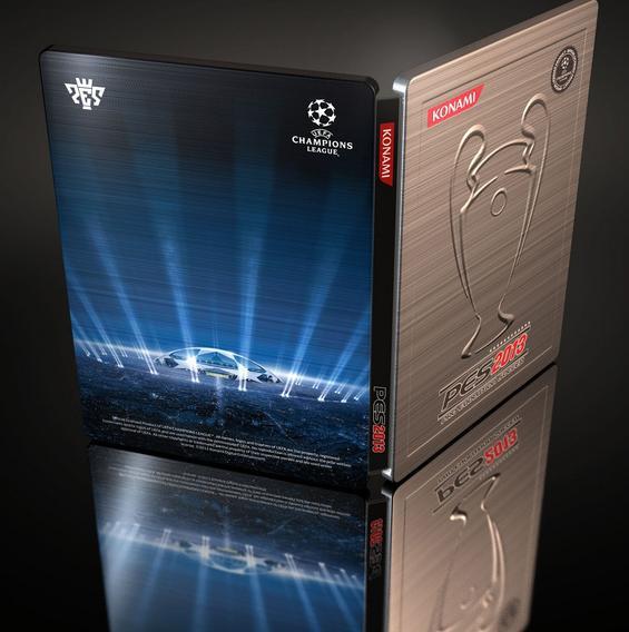 (PS3) Reserva Pro Evolution Soccer 2013 y consigue una caja metálica para tu juego. 55928710