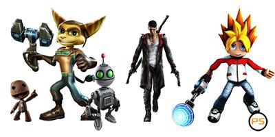 [Gamescom 2012] (PS3/PSVita) SuperBot Entertainment anuncia nuevos personajes para PlayStation All-Stars Battle Royale Person10