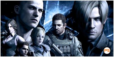 """(PS3) Resident Evil 6 entra en fase """"Gold"""". Re610"""