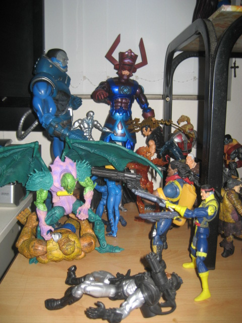 My Marvel Collection + DCUC + MOTUC  NEW !(last page). Img_3122