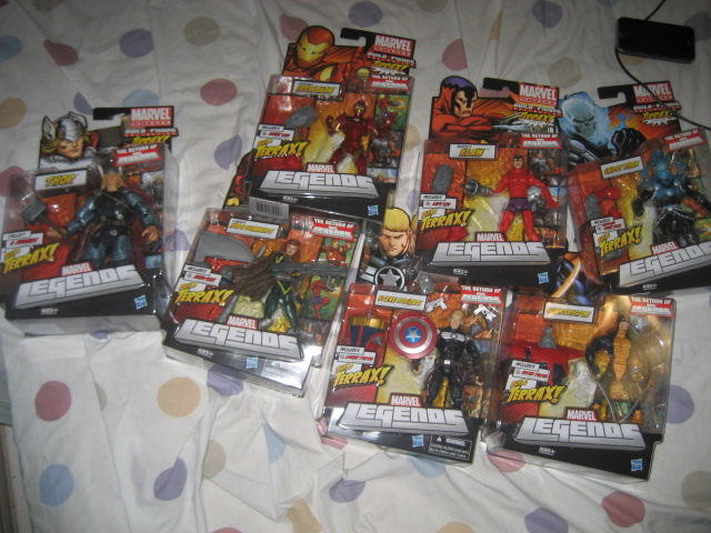 My Marvel Collection + DCUC + MOTUC  NEW !(last page). Img_3123