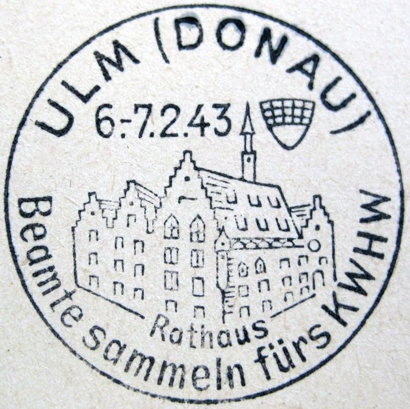 Deutsche Reichspost 1943 - Seite 3 11923110