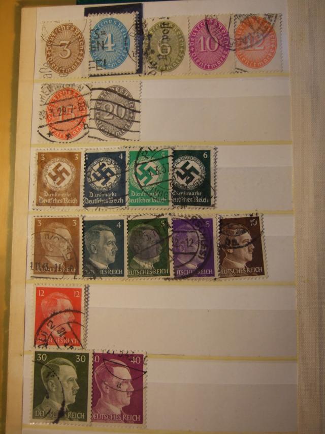 Briefmarkensammlung aus meiner Kindheit 8m9u1410