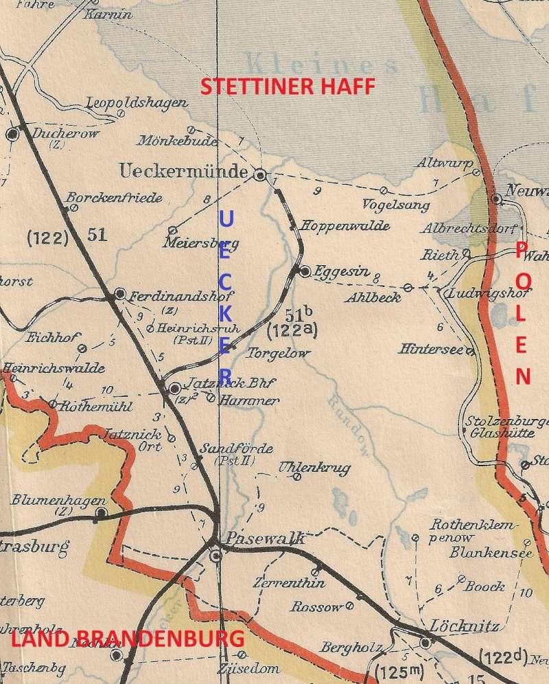 Ortsstempel aus Mecklenburg-Vorpommern Beitra10