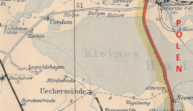 Ortsstempel aus Mecklenburg-Vorpommern Beitra16