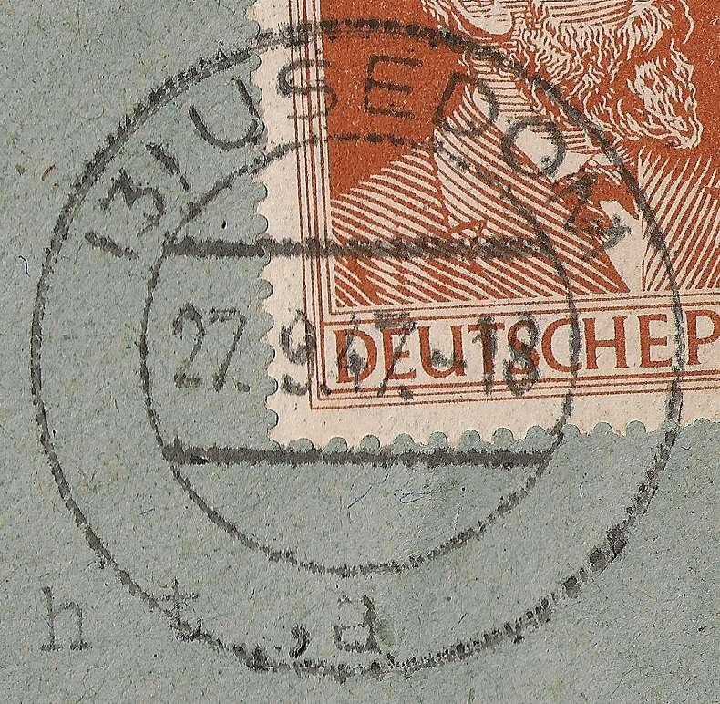 Ortsstempel aus Mecklenburg-Vorpommern Beitra20