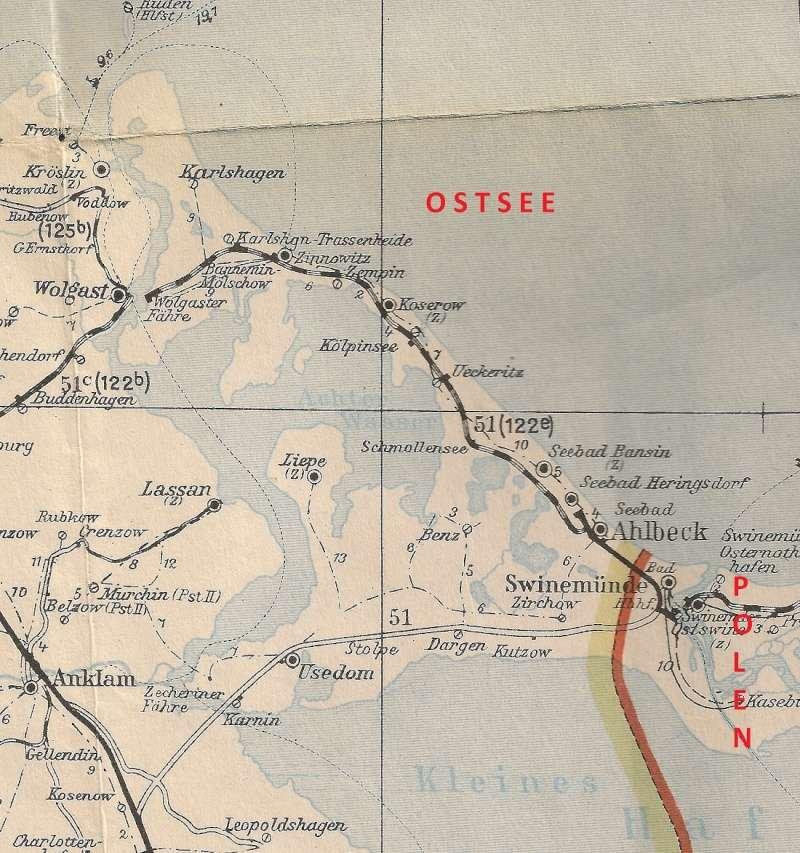 Ortsstempel aus Mecklenburg-Vorpommern Beitra21