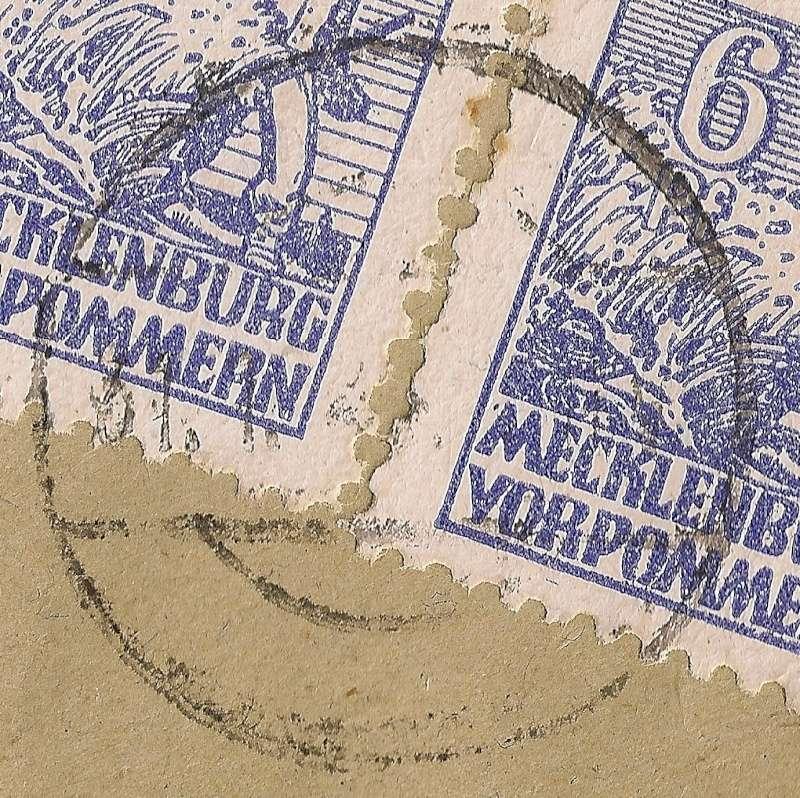 Ortsstempel aus Mecklenburg-Vorpommern Beitra22