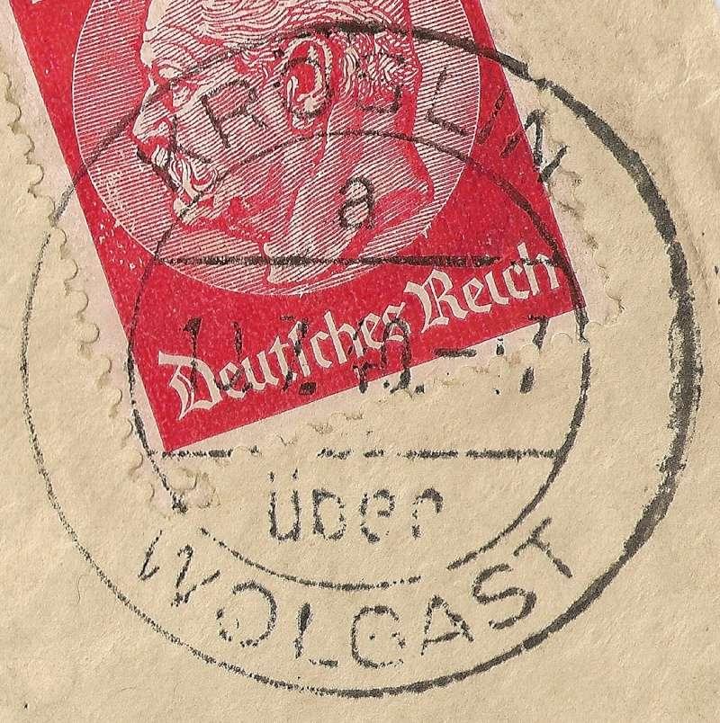 Ortsstempel aus Mecklenburg-Vorpommern Beitra24