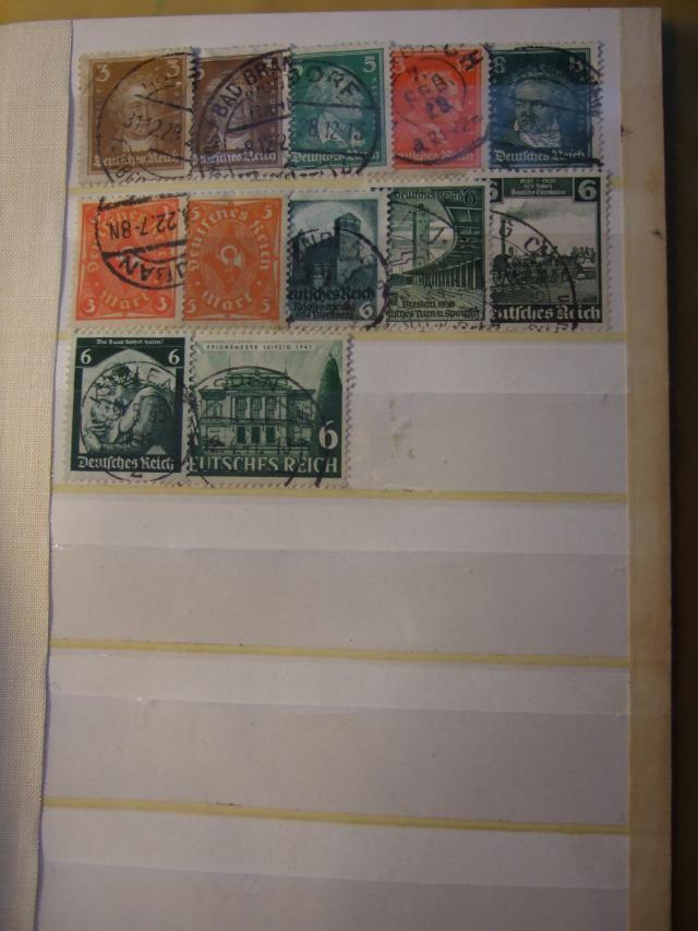 Briefmarkensammlung aus meiner Kindheit Hwqwnp10