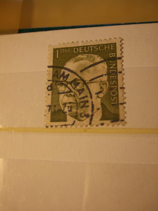 Briefmarkensammlung aus meiner Kindheit Io3yx110