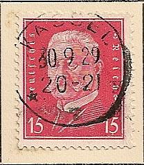 Reichsbriefmarken Scanne50