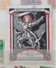 Sortierte nationale + internationale Sammlung 1.+2. Teil Unbena11