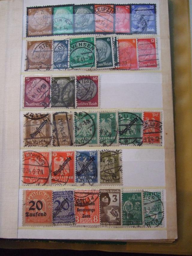 Briefmarkensammlung aus meiner Kindheit Xhpzyj10