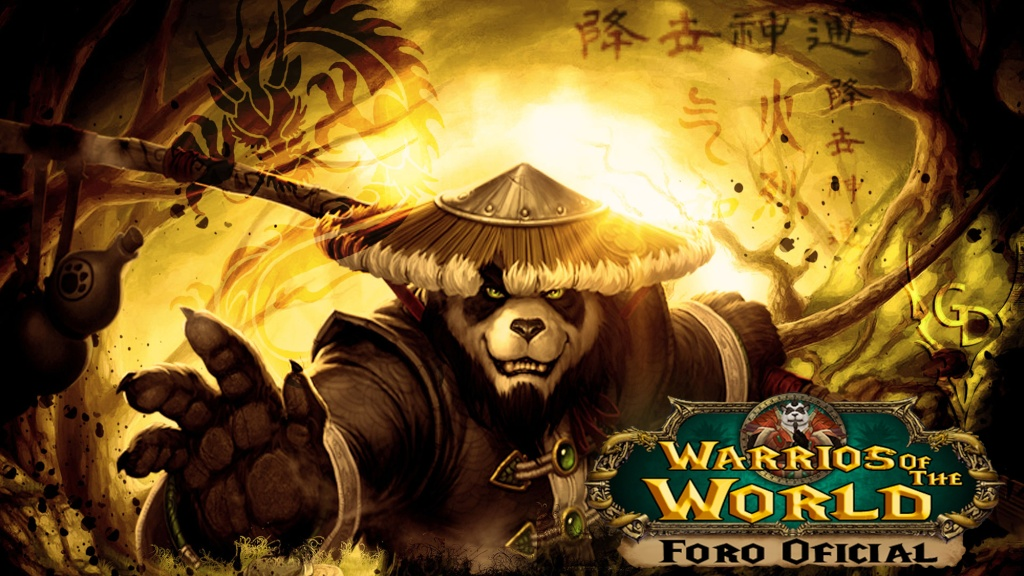 Warrios of the World