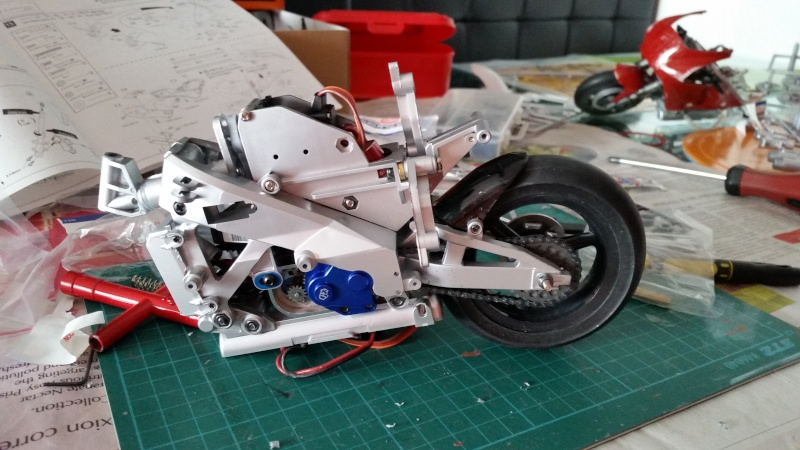 Marpek's Second Kyosho HOR Build Thread 20150118