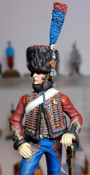 Trompette Chasseurs à cheval de la Garde Terminé Dsc05223