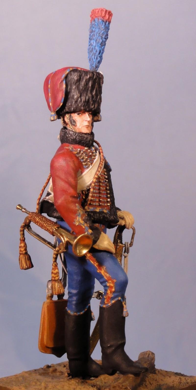 Trompette Chasseurs à cheval de la Garde Terminé Dsc05313