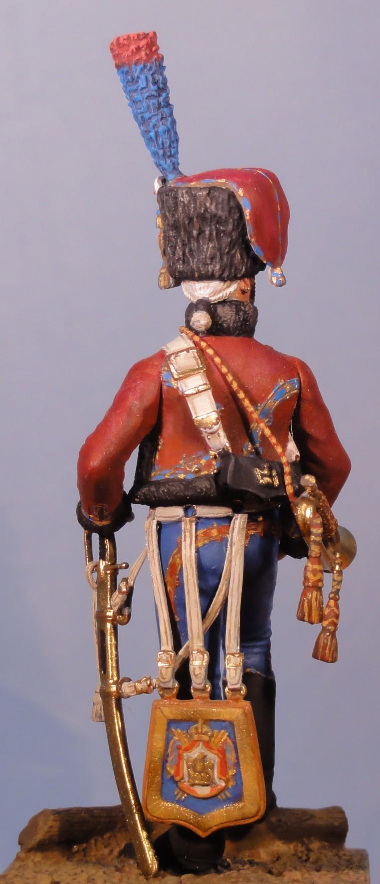 Trompette Chasseurs à cheval de la Garde Terminé Dsc05315