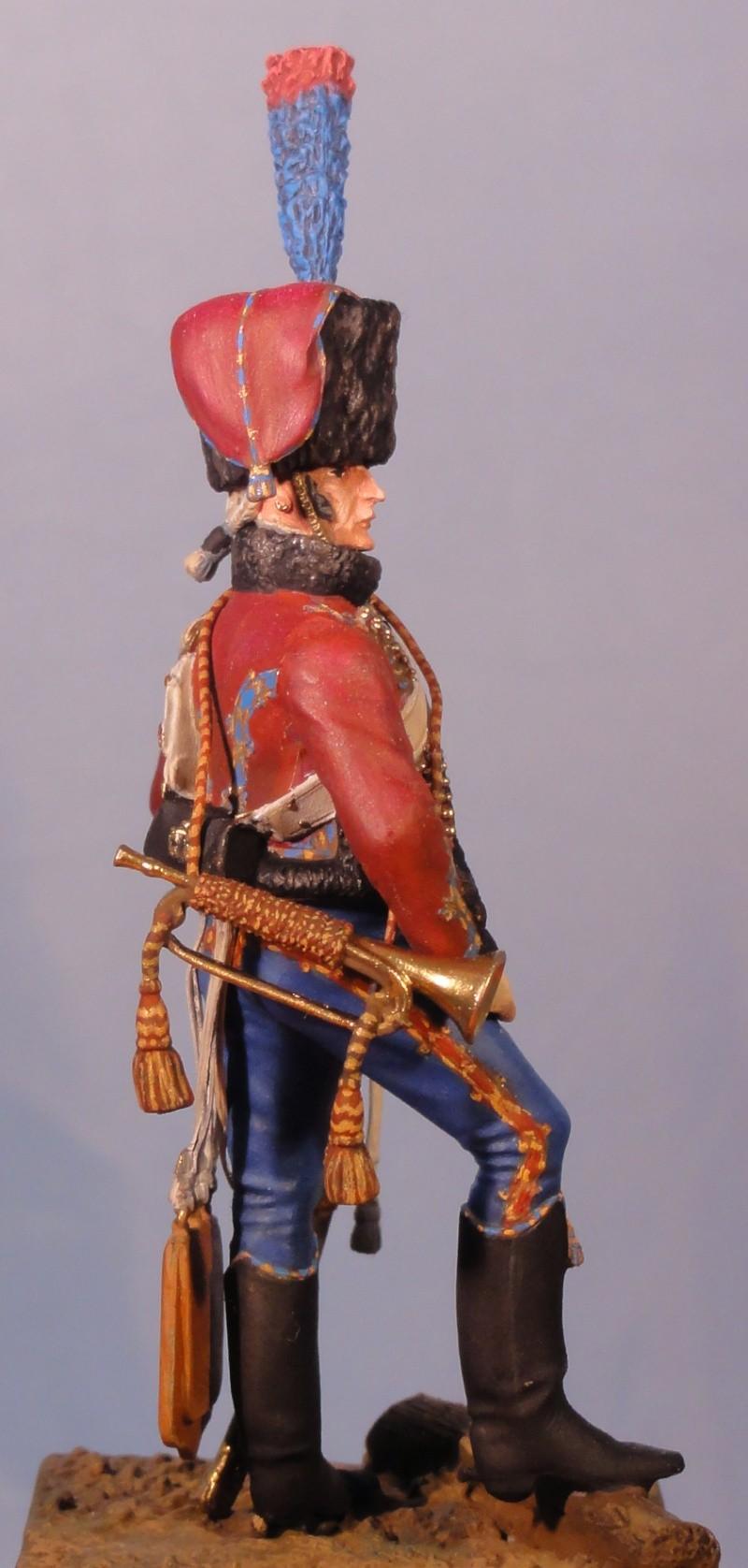 Trompette Chasseurs à cheval de la Garde Terminé Dsc05316