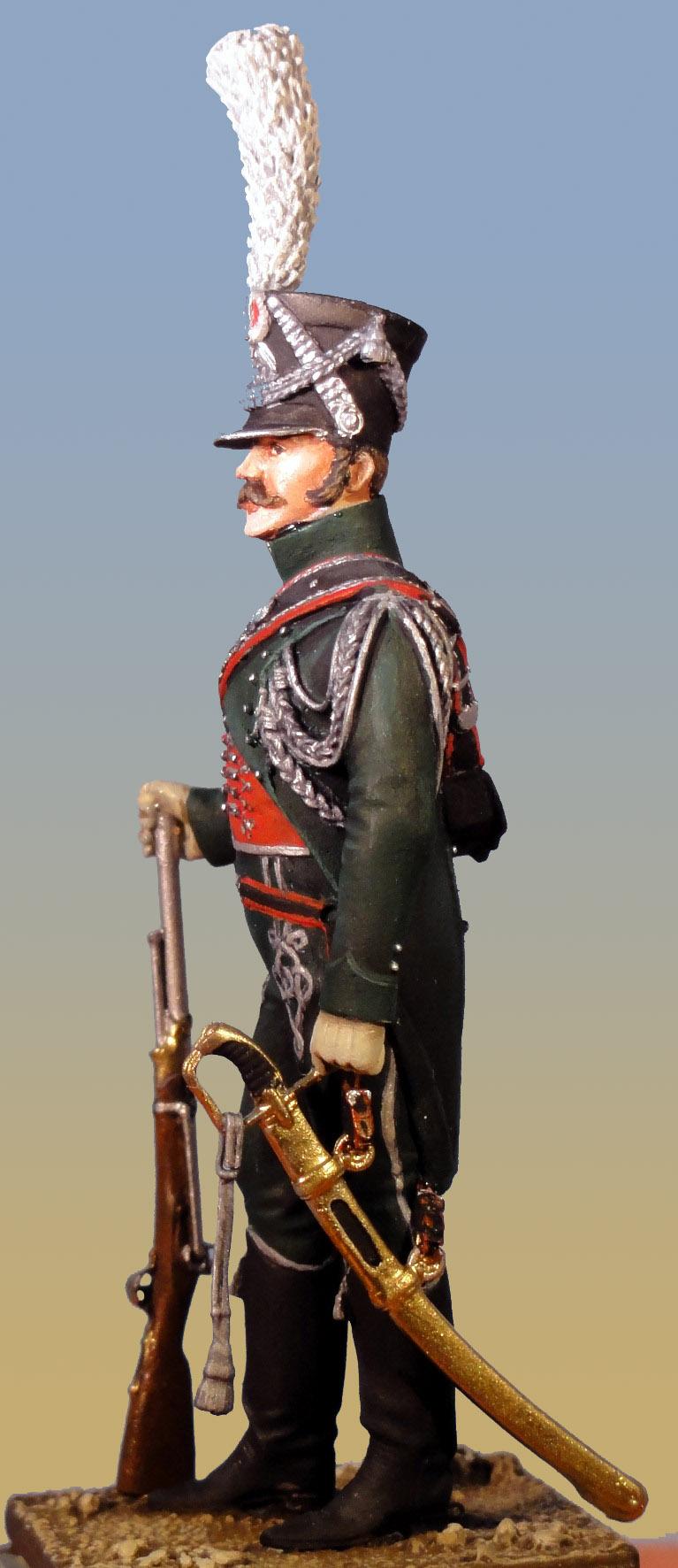 Vitrine de MarcM, trompette de chasseurs à cheval italiens - Page 5 Dsc05318