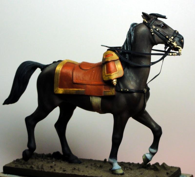 Maréchal Berthier, prince de Neuchâtel de Metal modèles, terminé Dsc05322