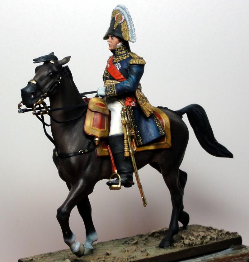 Maréchal Berthier, prince de Neuchâtel de Metal modèles, terminé Dsc05418