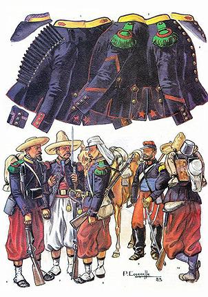 """l heure de la legende """"Legio Patria Nostra Mexique 1863 """" - Page 2 Lgio0010"""