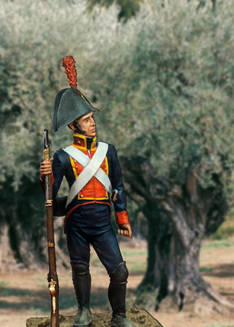 Vitrine de MarcM, trompette de chasseurs à cheval italiens - Page 5 Tercio10