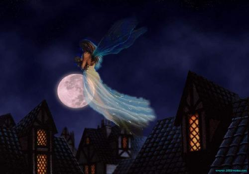 La femme et la Lune ...  - Page 3 Fee-lu10