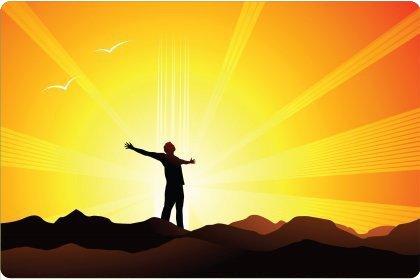 L'homme et le Soleil ... Lumino10