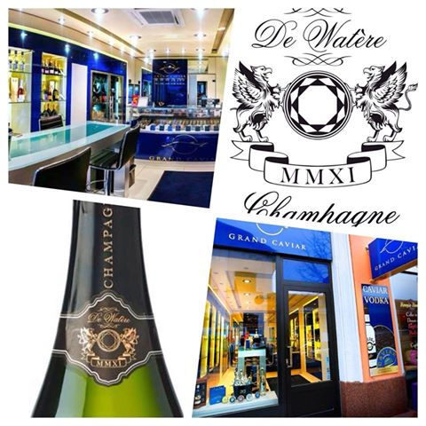 For all our friends in Munich! Find our Champagne at Grand Caviar! Just drop by when you are in town!  Santé mes Amis 10428111