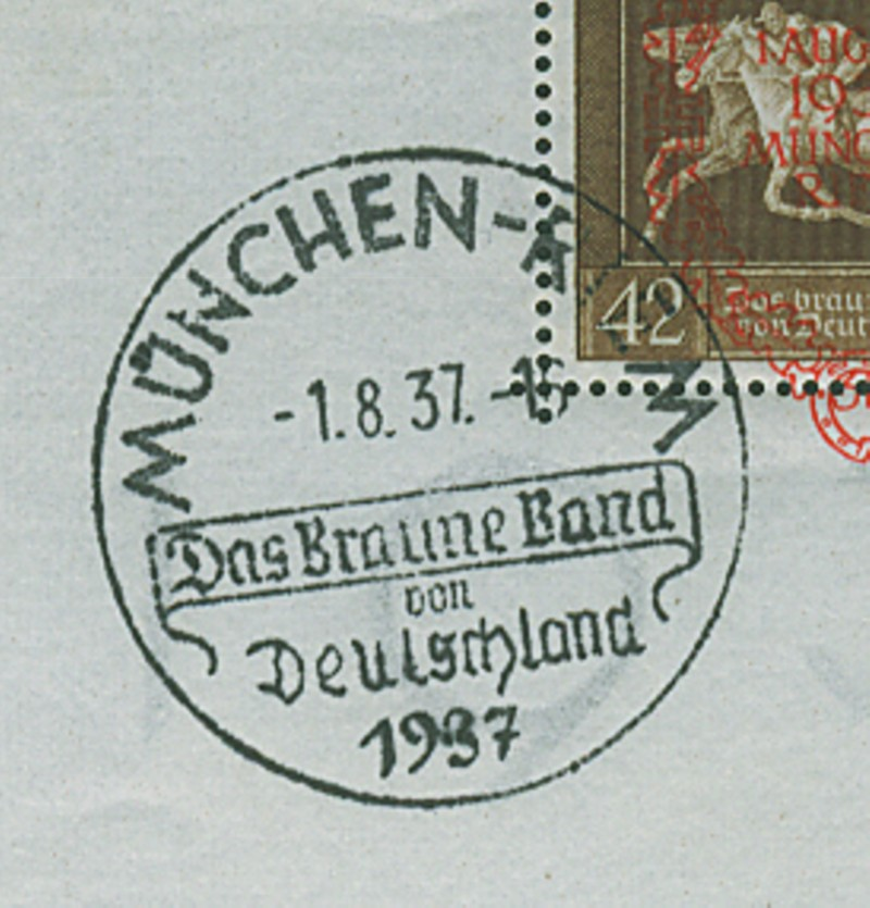 Deutsches Reich April 1933 bis 1945 Deutsc13