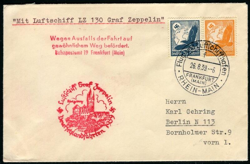 Zeppelinpost des LZ 130 - Seite 4 Lz_13010