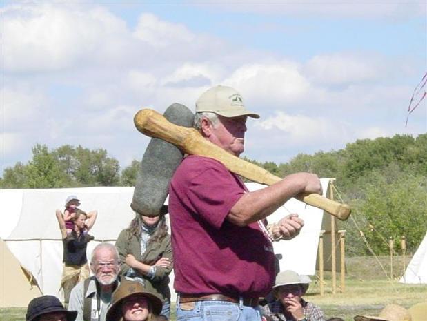 making a ground stone axe. - Page 2 Big_ma10