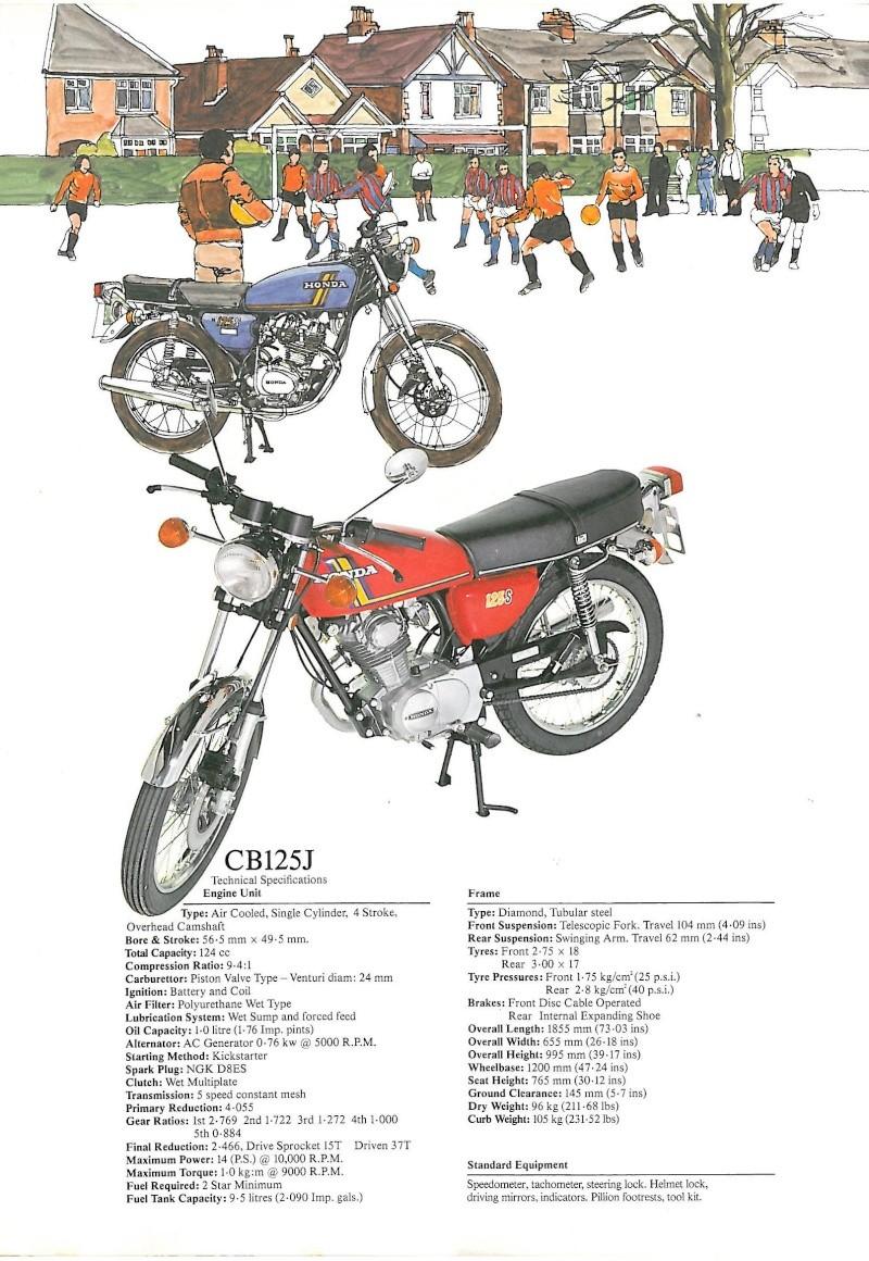 Pubs d'epoque honda  (tout modele ) - Page 2 Pubcb110