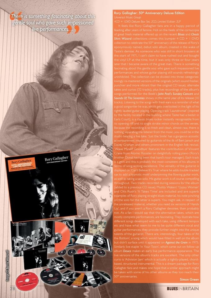 Rory Gallagher (1971) - Page 4 0431b410