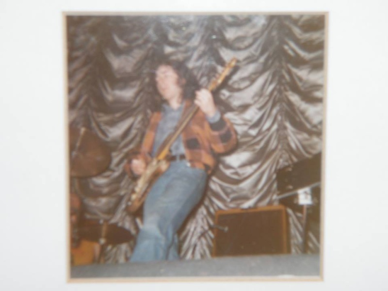 Photos de Bob McGregor - Usher Hall - Edimbourg (UK) - 15 janvier 1977 10301410