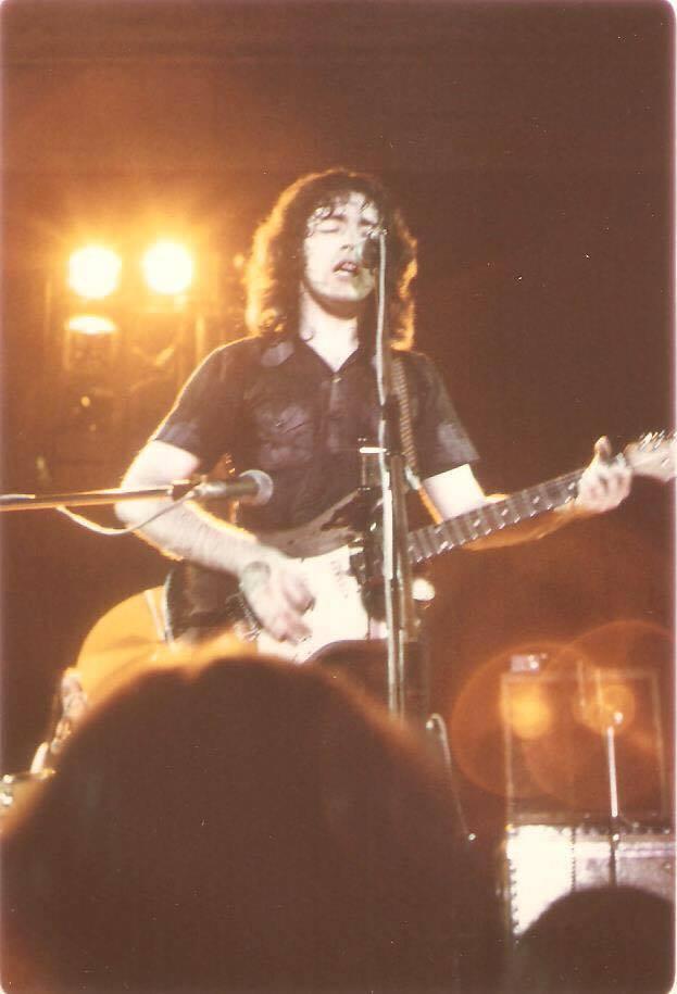 Photos de Ross Buchanan - Hodern Pavilion - Sydney (Australie) - 8 février 1975 10360810