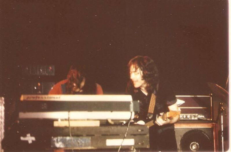 Photos de Ross Buchanan - Hodern Pavilion - Sydney (Australie) - 8 février 1975 10393810
