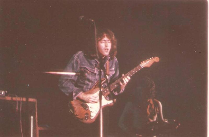Photos de Ross Buchanan - Hodern Pavilion - Sydney (Australie) - 8 février 1975 10414410