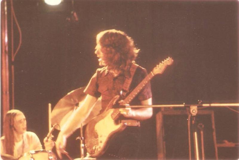 Photos de Ross Buchanan - Hodern Pavilion - Sydney (Australie) - 8 février 1975 10429810