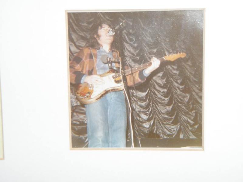 Photos de Bob McGregor - Usher Hall - Edimbourg (UK) - 15 janvier 1977 10917810